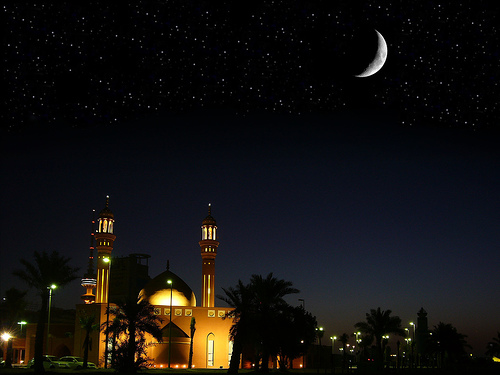 Jagalah kehormatan masjid dan ramadhan